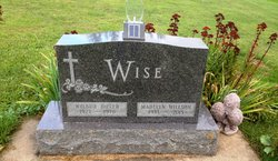 "Madelyn M ""Maddy"" <I>Willson</I> Wise"