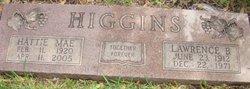 Hattie Mae <I>Stroud</I> Higgins