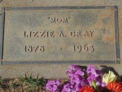 Lizzie Alberta <I>Ashton</I> Gray