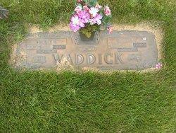 Velma P. <I>Dennis</I> Waddick