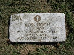 Ross Hoon