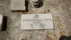 Martha <I>Bagwell</I> Amick