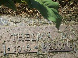 Thelma Myrtle <I>Hoover</I> Saxton