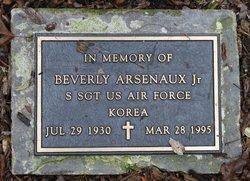 Beverly Arsenaux, Jr