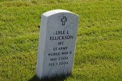 Lyle L Ellickson
