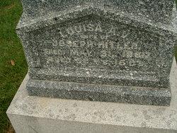 Louisa A <I>Winstead</I> Hitler