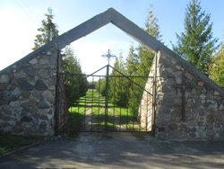 Sakiai New Cemetery
