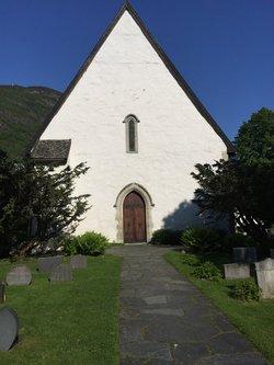 Aurland Church Cemetery