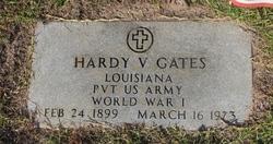 Hardy V. Gates