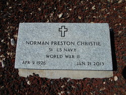 Norman Preston Christie