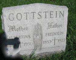 Albertina Farina <I>Mueller</I> Gottstein