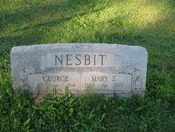 """Mary Elizabeth """"Mollie"""" <I>Kunkle</I> Nesbit"""