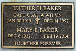 Luther Howard Baker