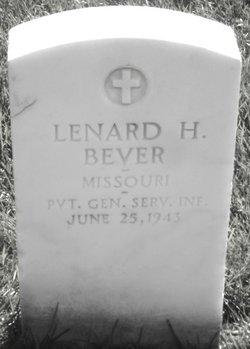 Lenard H Bever