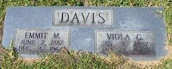 Emmit Monroe Davis