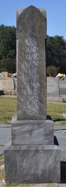 Mary Hanna Corel