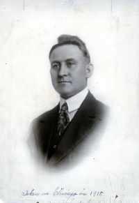 Orson Adelbert Whitaker