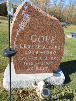 "Esther E.E. ""Ess"" Gove"