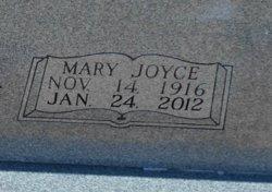 """Mary Joyce """"Nana"""" Wilkerson"""