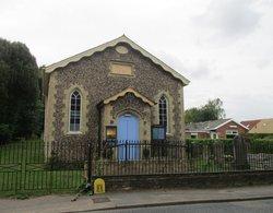 United Reform Churchyard