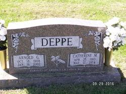 Catherine M Deppe