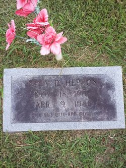 Nina <I>Delph</I> Herron