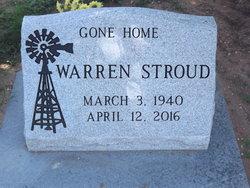"Douglas Warren ""Warren"" Stroud"