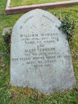 Mary <I>Atkinson</I> Coward