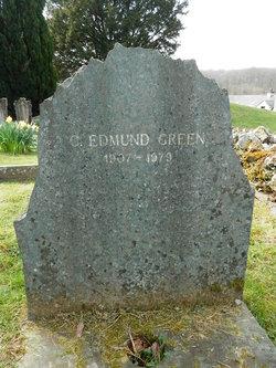 """Charles Edmund """"Eddie"""" Green"""