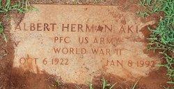 Albert Herman Aki