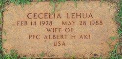 Cecelia Lehua <I>Kaukani</I> Aki