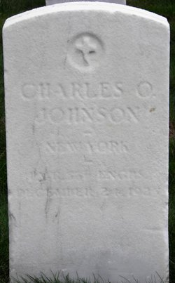 PVT Charles O Johnson
