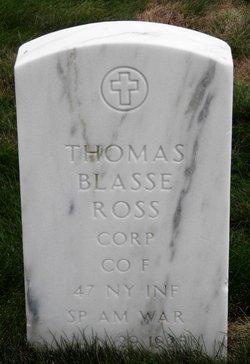 Thomas Blasse Ross