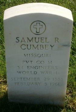 Samuel R Cumbey