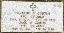 George B Curtin