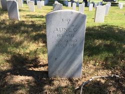 Aline G Hall