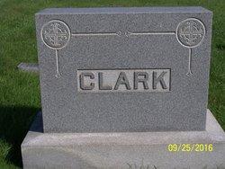 Mary <I>Petersen</I> Clark
