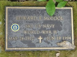 Edward E. McCool