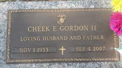 Cheek E. Gordon, II