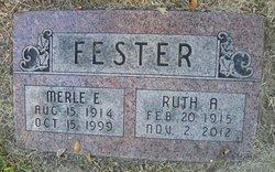 Ruth Allene Fester