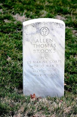 Allen Thomas Brooks