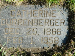 Catherine Durrenberger