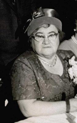 Martha Marie <I>Jones</I> Offutt