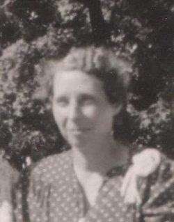 "Harriet May ""Hat"" <I>Minnick</I> Wood"