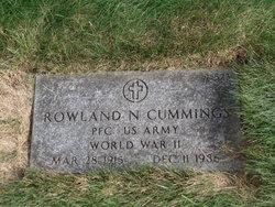 Rowland N Cummings
