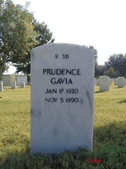 Prudence Gavia