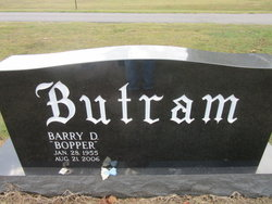 Barry David Bopper Butram 1955 2006 Find A Grave Memorial