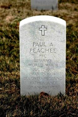 Paul Anderson Peachee