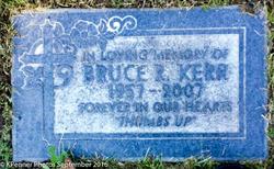 Bruce Raymond Kerr