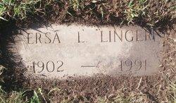 Ersa Lena <I>Steele</I> Linger